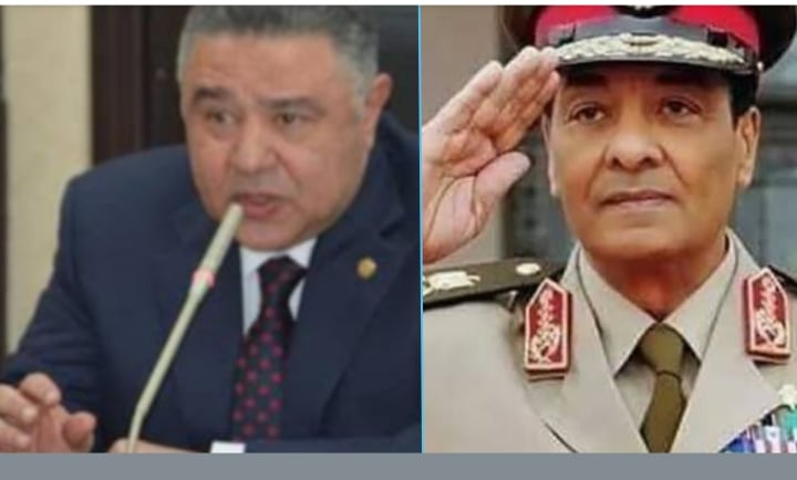 """محافظ البحر الأحمر ينعى المشير """" طنطاوى"""" القائد العام للقوات المسلحة الأسبق"""
